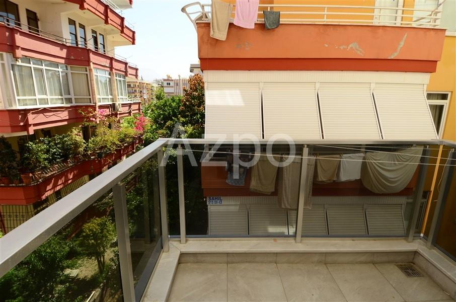 Двухкомнатная квартира с мебелью в центре Алании - Фото 3