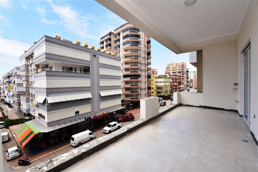 Двухкомнатная квартира в новом комплексе в районе Махмутлар - Фото 7