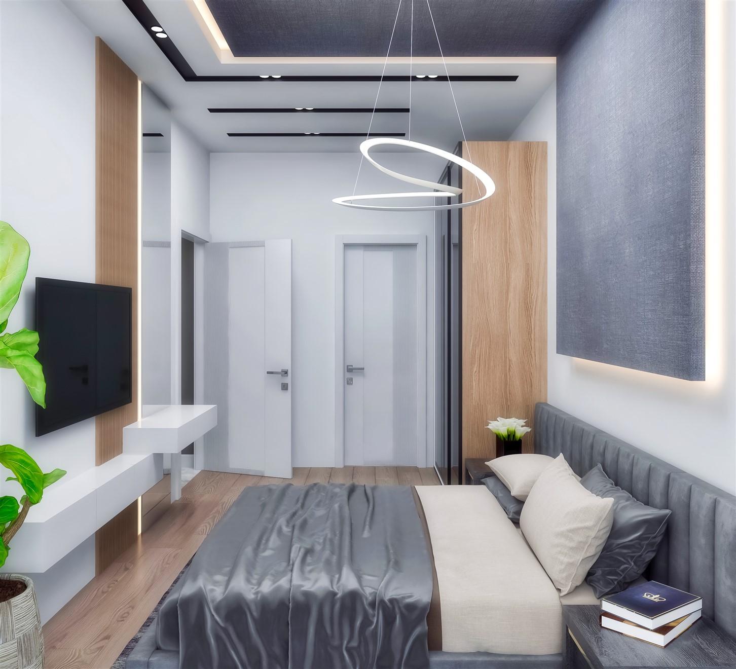 Современные квартиры в элитном комплексе Антальи - Фото 65