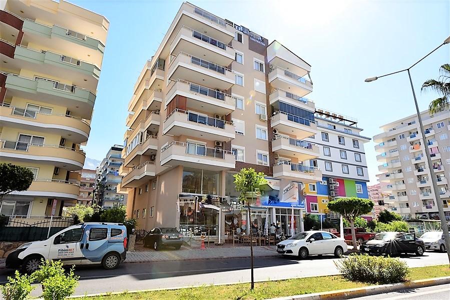 Квартира 1+1 по доступной цене в районе Махмутлар - Фото 1