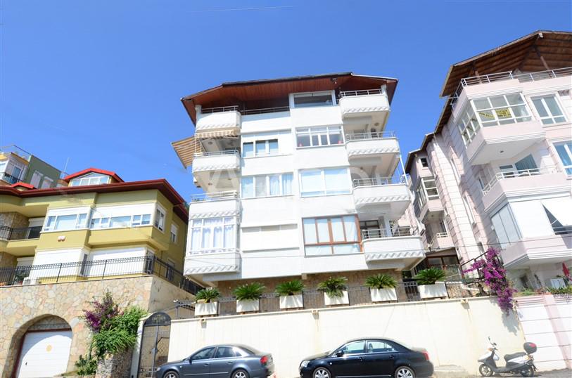 Трёхкомнатная квартира в центре города Аланьи - Фото 1