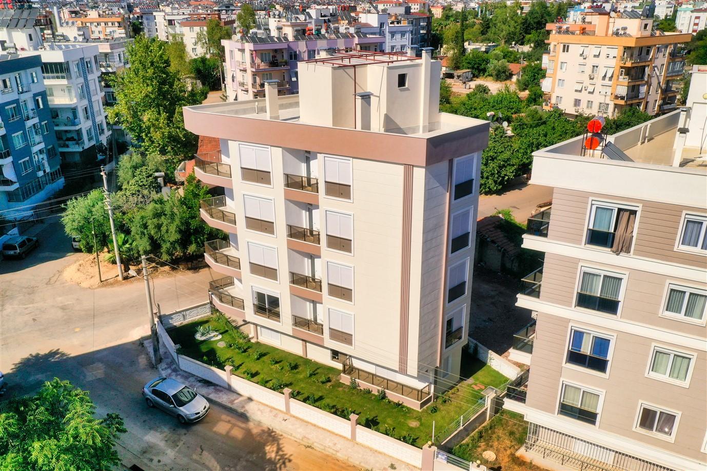 Новые квартиры в готовом жилом комплексе в центре Антальи - Фото 2