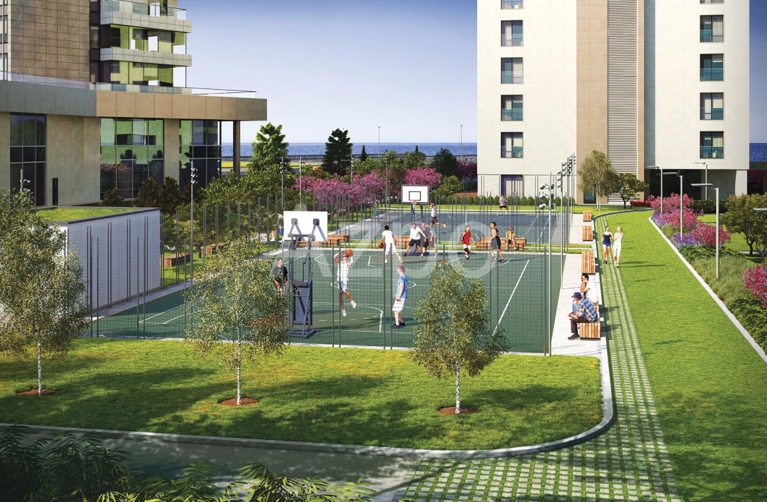 Квартиры в новом жилом комплексе у берега Мраморного моря - Фото 9