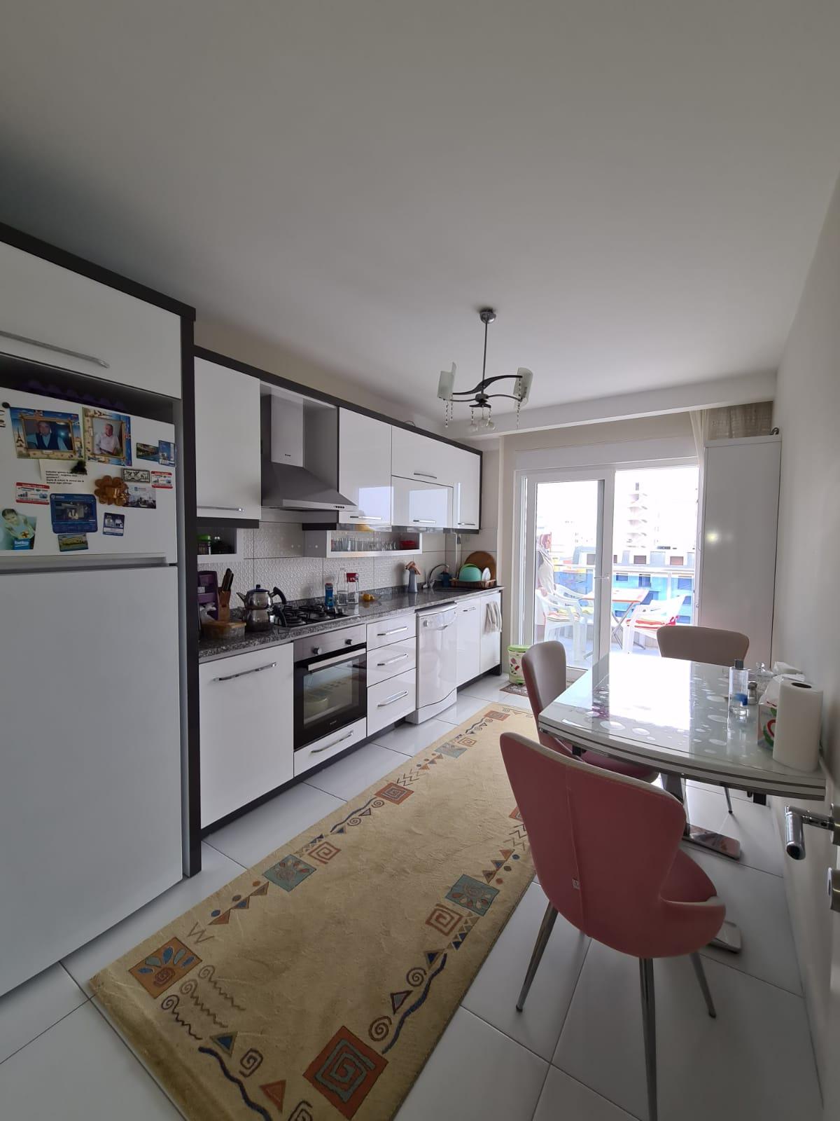 Апартаменты с отдельной кухней в Махмутларе - Фото 14