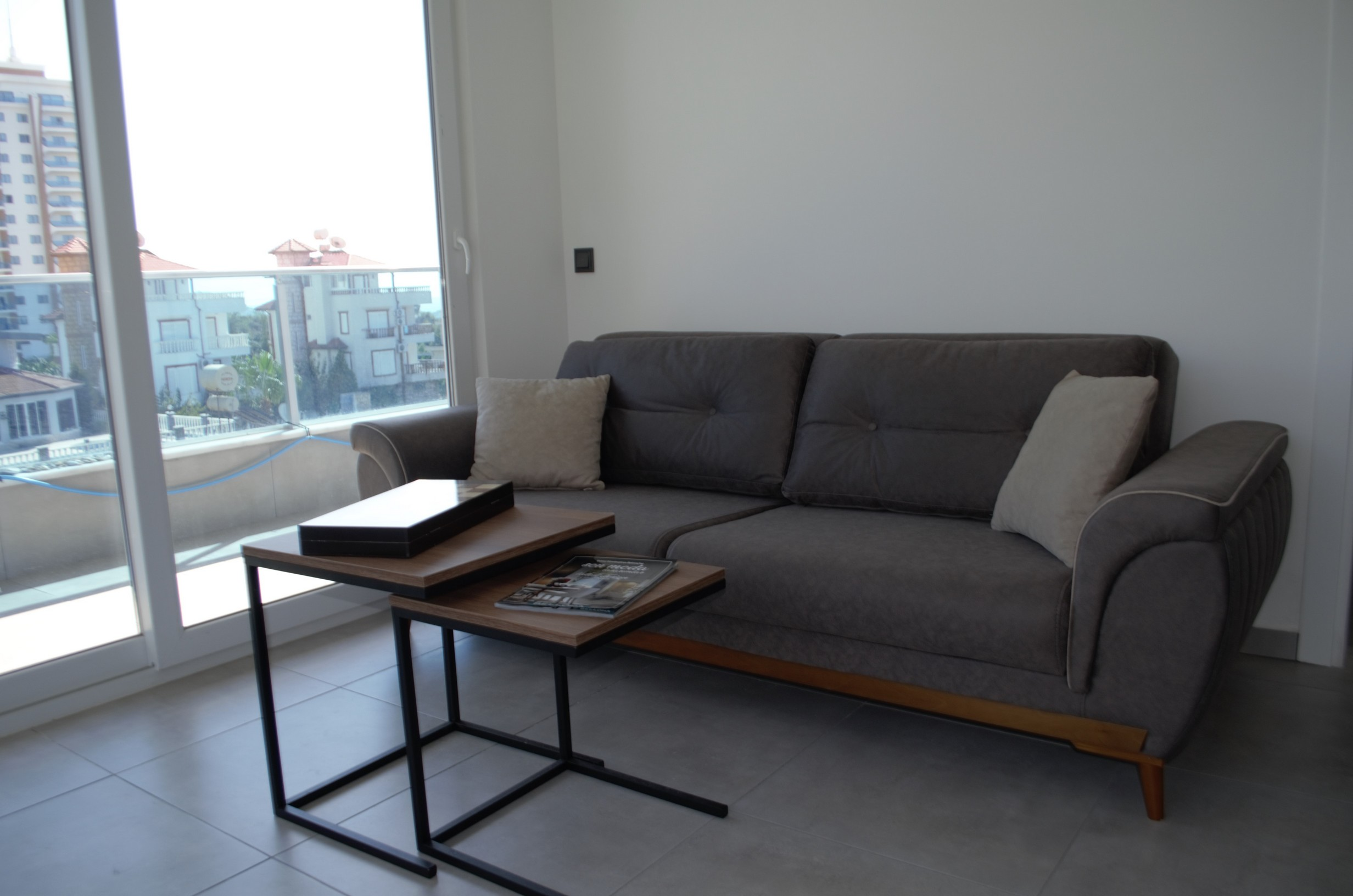 Меблированная квартира 1+1 в комплексе с инфраструктурой - Фото 8