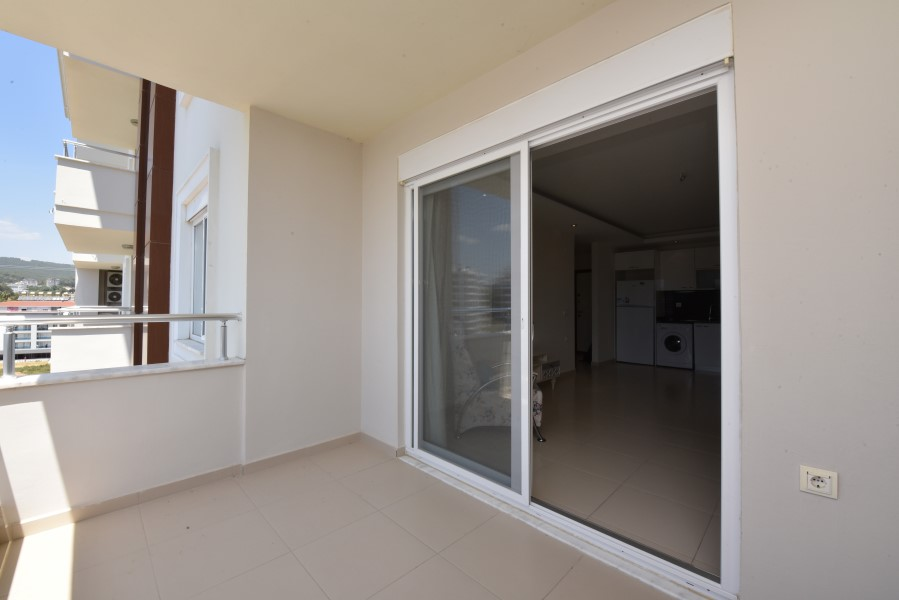 Меблированная квартира 1+1 в посёлке Авсаллар - Фото 21
