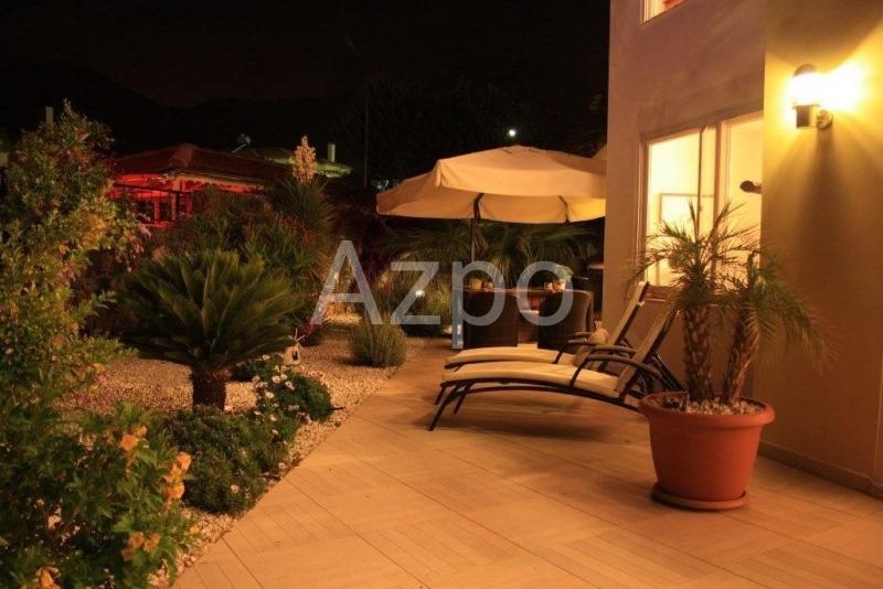 Вилла 3+2 с собственным садом и бассейном в Оба - Фото 5