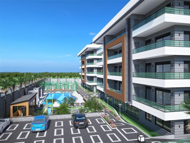 Квартиры в строящемся жилом комплексе район Оба - Фото 17
