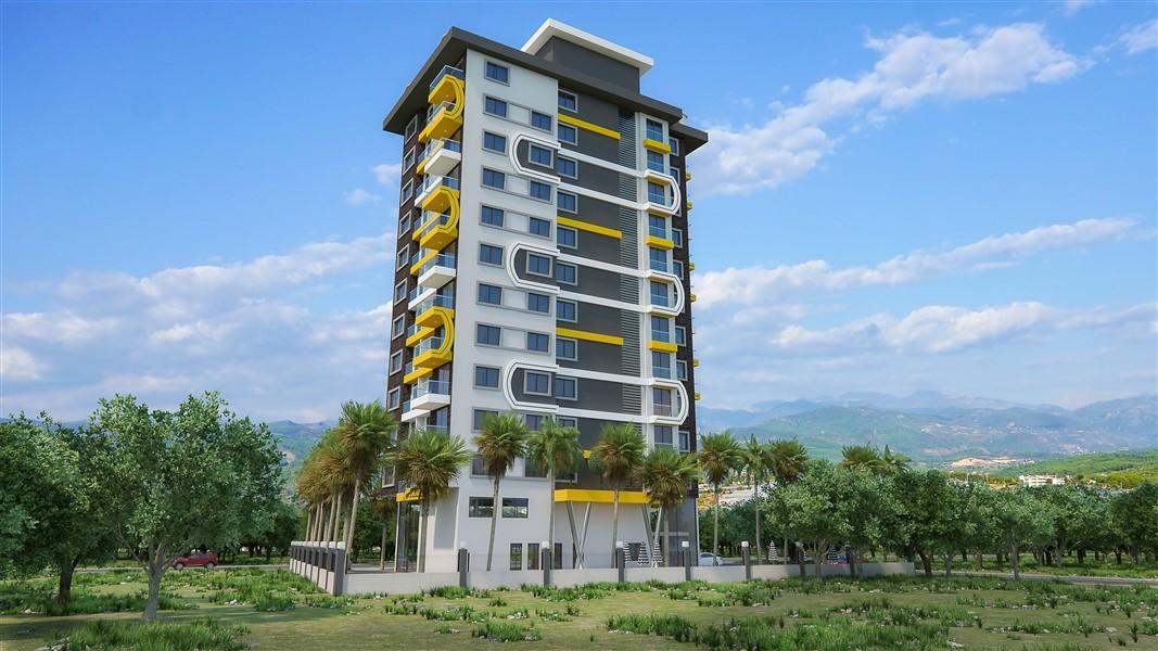 Новые квартиры по ценам застройщика в 250 метрах от пляжа Средиземного моря - Фото 3