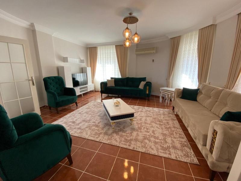 Вилла 3+1 с мебелью в районе Каргыджак - Фото 3