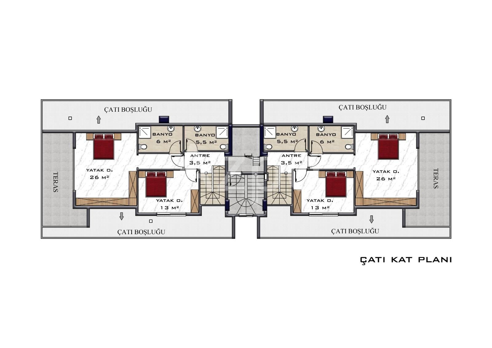 Инвестиция в просторные квартиры и пентхаусы - Фото 6