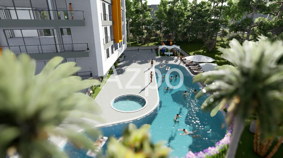 Новый проект элитного жилья в Коньяалты - Фото 4