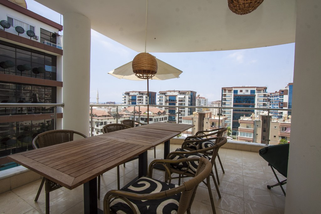 Меблированная квартира 2+1 в районе Джикджилли - Фото 12
