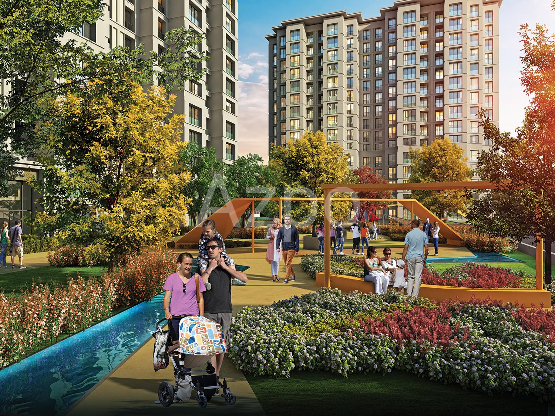 Квартиры в строящемся комплексе Зейтинбурну - Фото 3