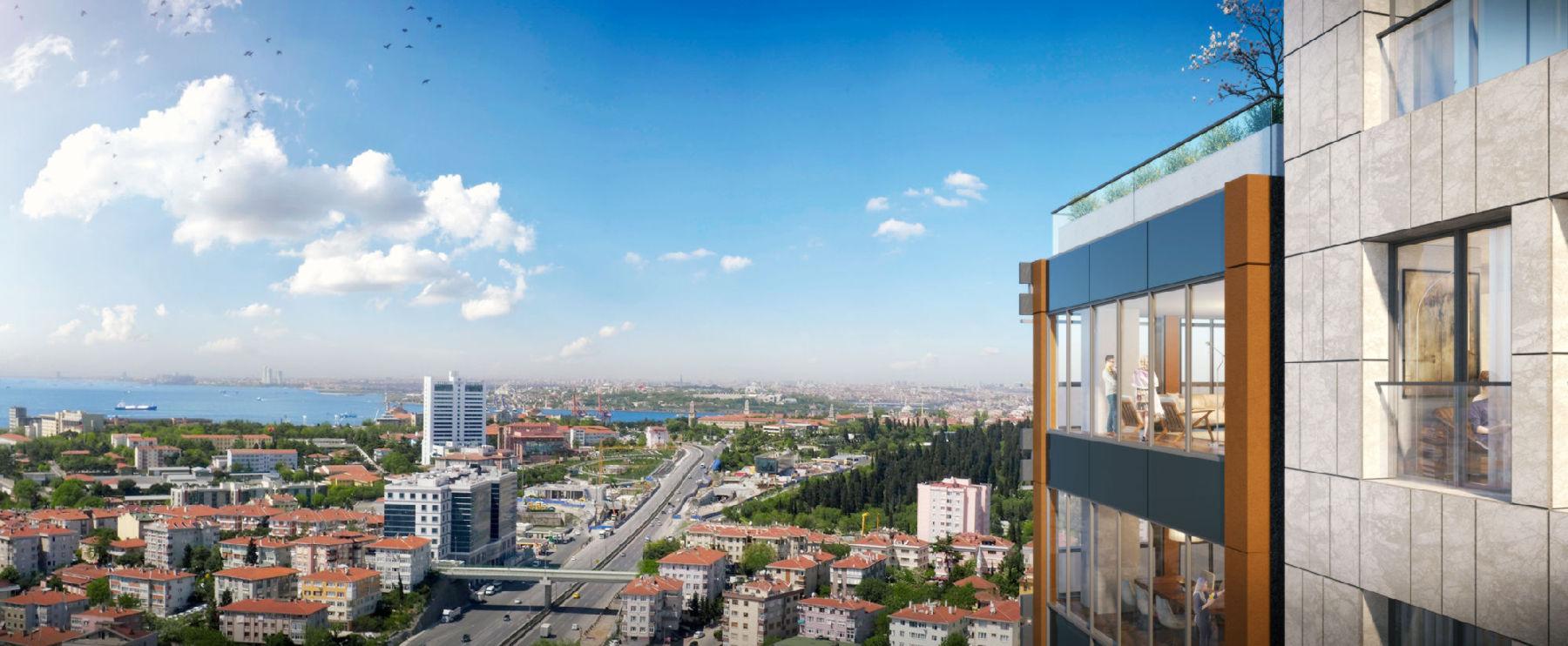 «Умные» квартиры в новом жилом комплексе Стамбула - Фото 16