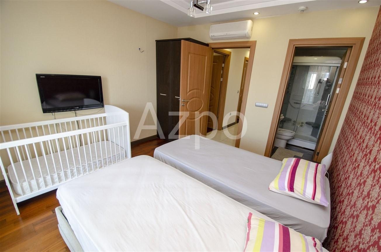Квартира на первой линии моря в  Анталии - Фото 26