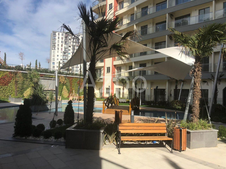Готовые квартиры в районе Эсеньюрт Стамбул - Фото 8