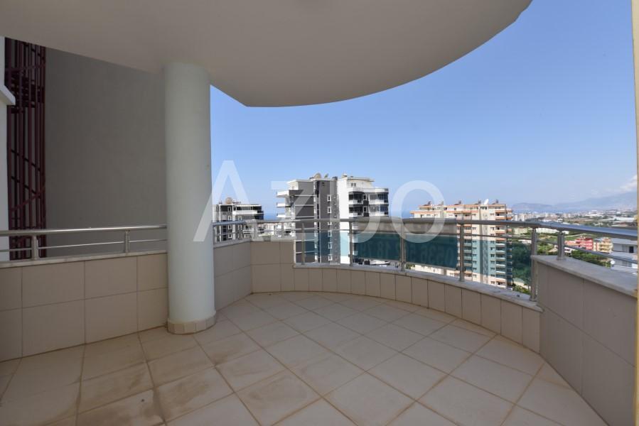 Просторная квартира 2+1 с видом на море и горы - Фото 22