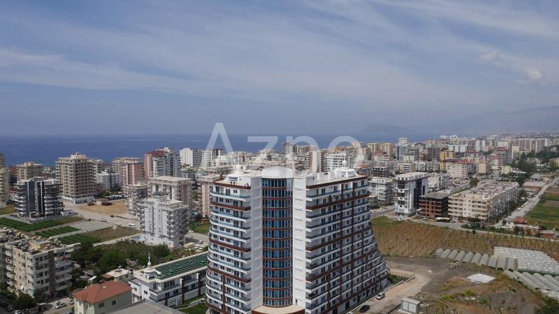 Двухкомнатная квартира в комплексе LUX класса Махмутлар - Фото 5