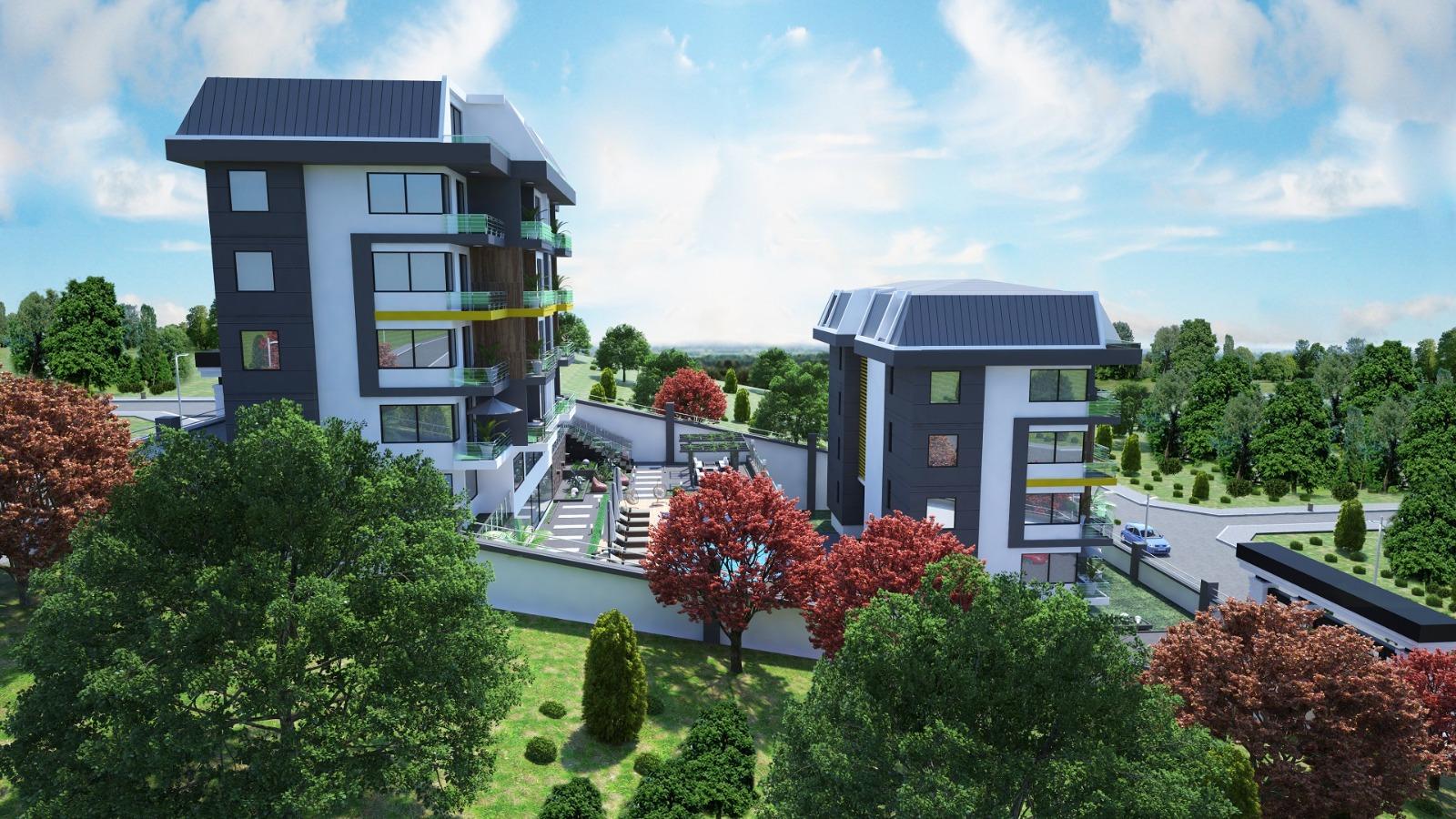 Новые квартиры в районе Кестель - Фото 8