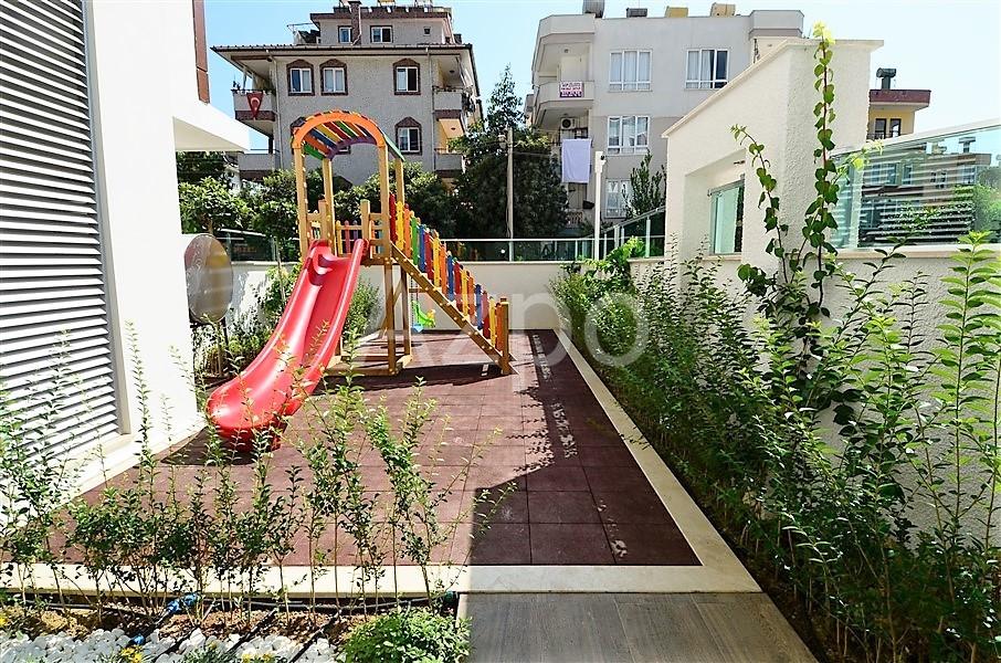 Двухкомнатная квартира в центре Алании - Фото 19