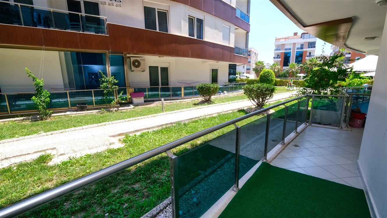 Двухкомнатная квартира с мебелью в элитном комплексе района Коньяалты - Фото 39
