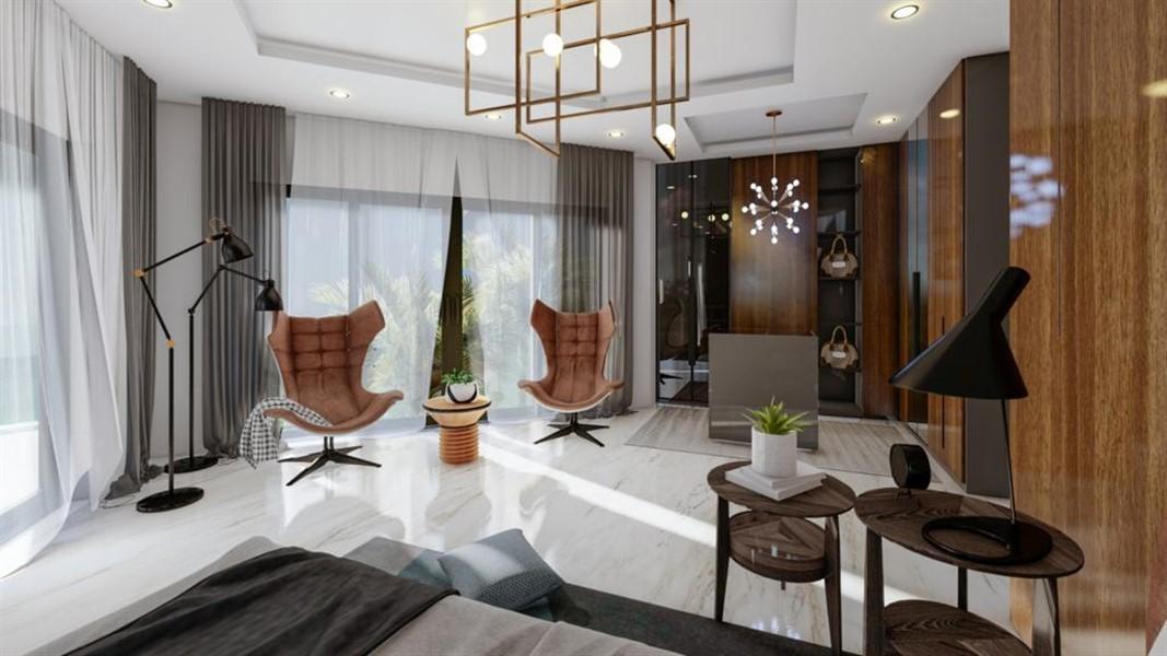 Роскошные видовые квартиры в Махмутларе - Фото 26
