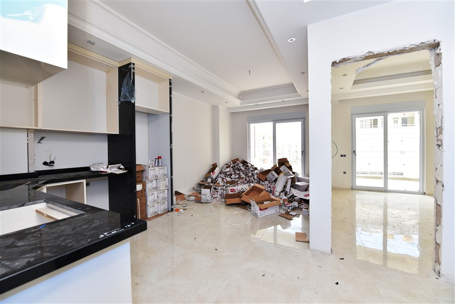 Двухкомнатная квартира в новом комплексе в районе Махмутлар - Фото 3