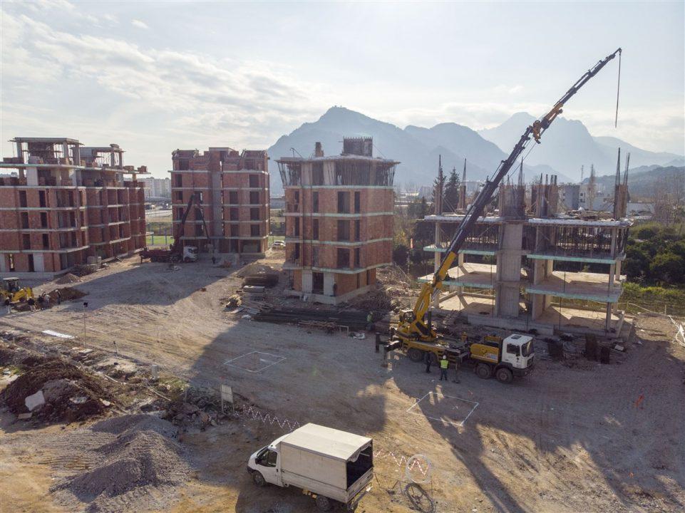 Проект на завершающей стадии строительства в Коньяалты - Фото 25