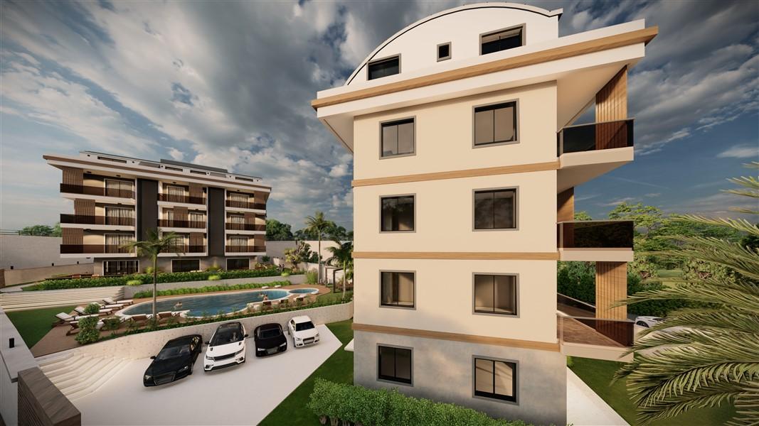 Проект комфортабельного жилого комплекса с инфраструктурой - Фото 13
