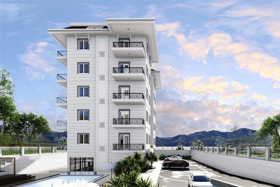 Квартиры в инвестиционном проекте жилого комплекса в Каргыджаке - Фото 7