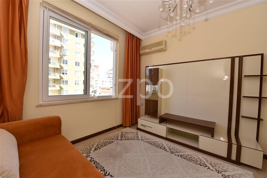 Квартира 2+1 с мебелью и видом на море - Фото 18