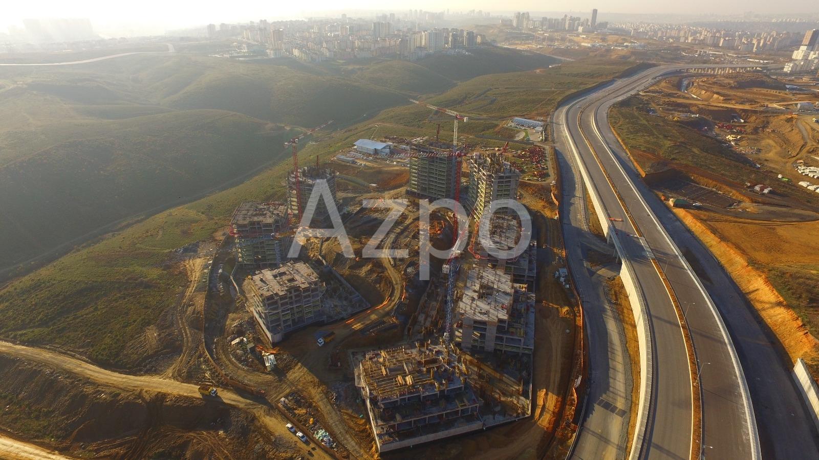 Трёхкомнатные квартиры в районе Башакшехир - Фото 10