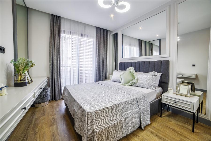 Новые квартиры разных планировок в центре Алании - Фото 16