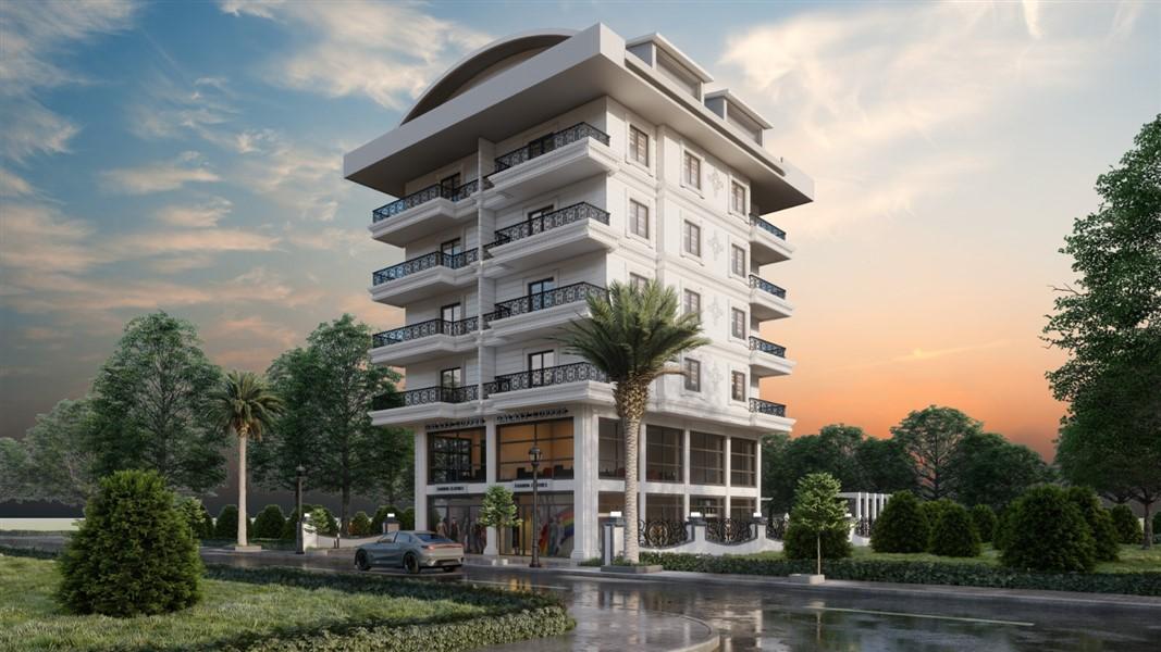 Проект комплекса в районе Каргыджак - Фото 1