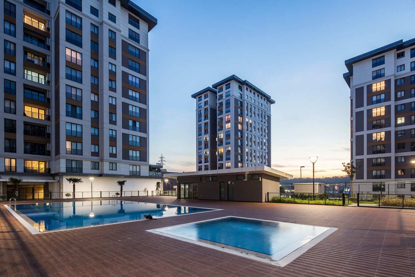 Квартиры в районе Зейтинбурну Стамбул - Фото 2