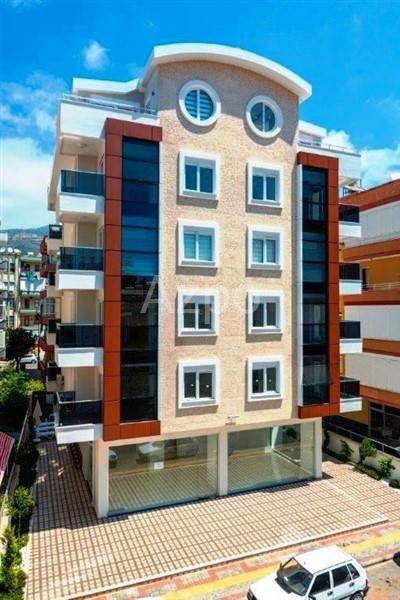 Двухкомнатная квартира с мебелью в центре Алании - Фото 1