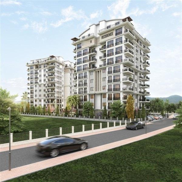 Новые квартиры в центре Аланьи по ценам застройщика - Фото 18