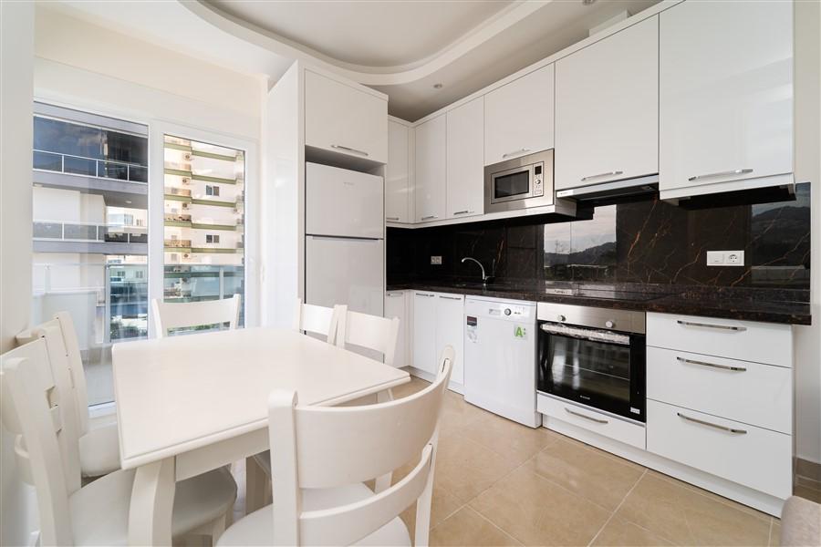 Апартаменты 1+1 в новом комплексе Махмутлар - Фото 6