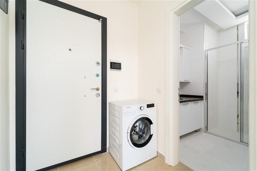 Апартаменты 1+1 в новом комплексе Махмутлар - Фото 9