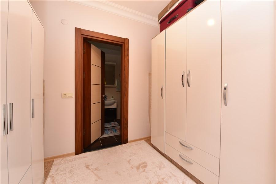 Просторная квартира 3+1 с мебелью в Аланье - Фото 24