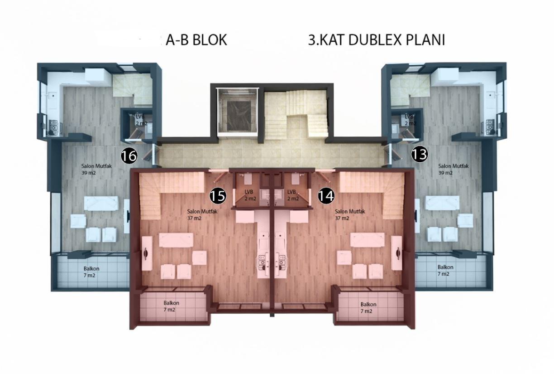 Новые квартиры в районе Кестель - Фото 30