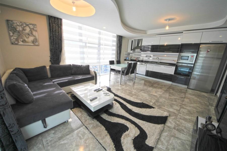 Меблированная квартира 2+1 в комплексе с инфраструктурой отельного типа. - Фото 20