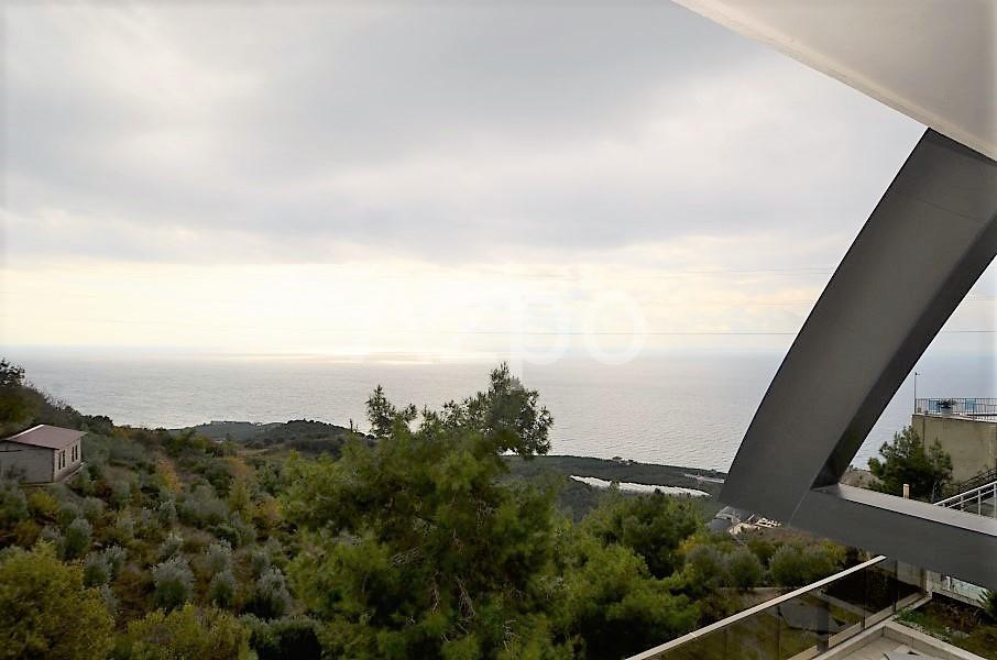 Вилла планировки 4+1 с видом на море - Фото 10
