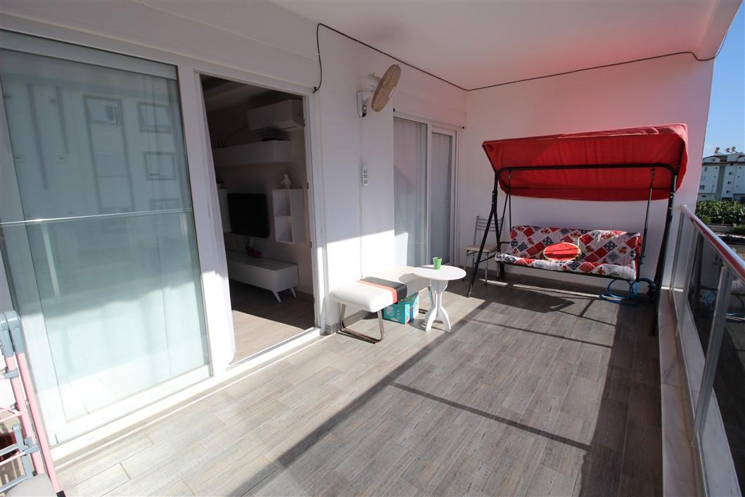 Меблированная квартира 1+1 в комплексе с инфраструктурой Кестель - Фото 12