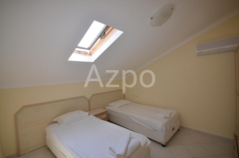 Трёхкомнатная квартира в Фетхие - Фото 18