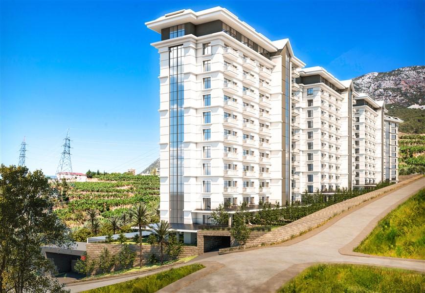 Новый инвестиционный проект в районе Махмутлар - Фото 21
