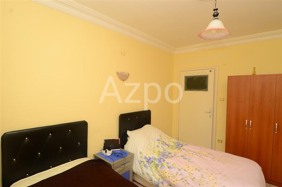 Двухкомнатная квартира в центре Алании - Фото 11