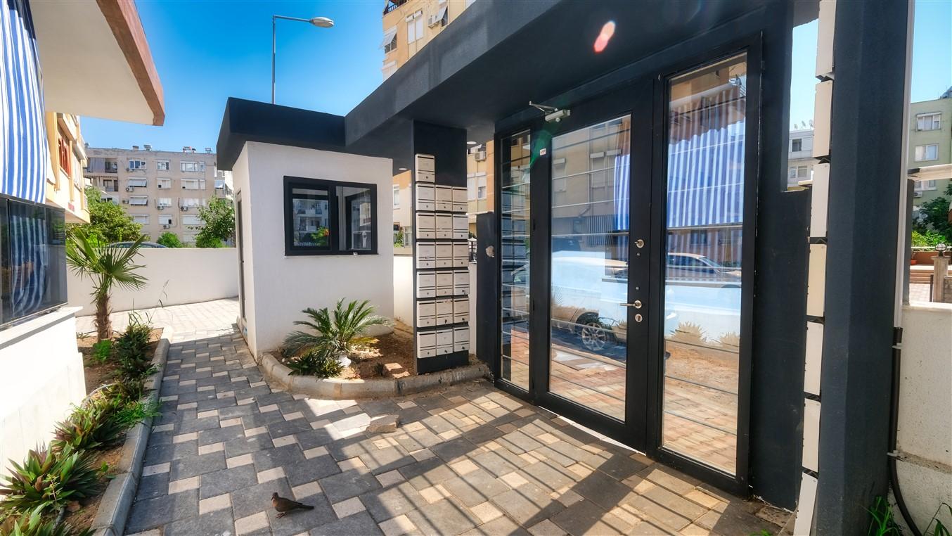 Двухкомнатная квартира с мебелью в центре Антальи - Фото 3