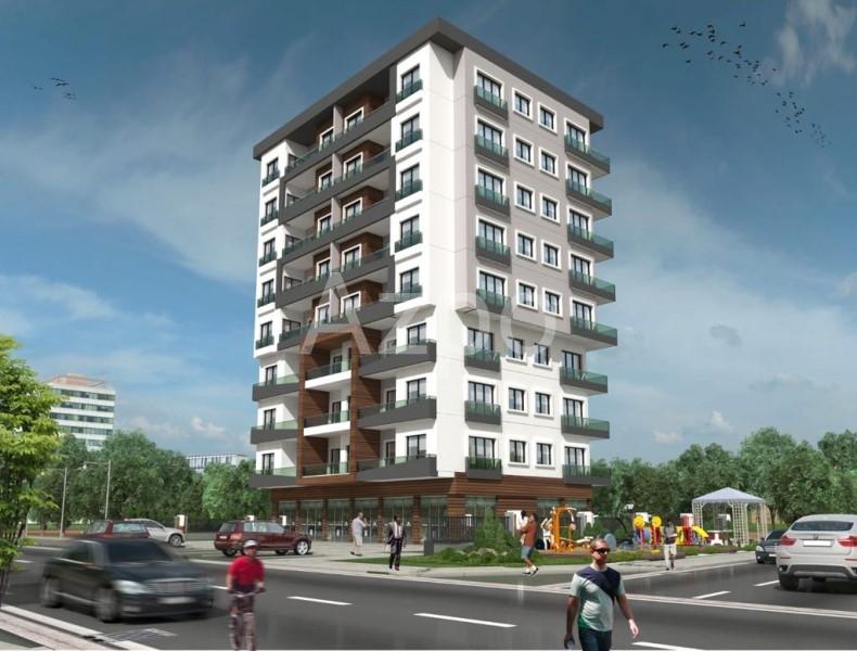 Квартиры в новом комплексе в Махмутларе - Фото 1
